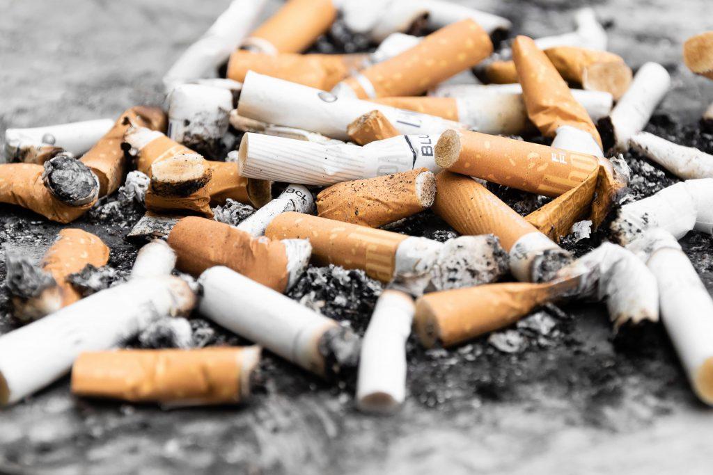 Veterinario Tenerife Alimento perjudicial cigarrillos